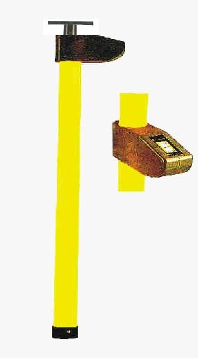 Telescómetro de 12 metros antieléctrico